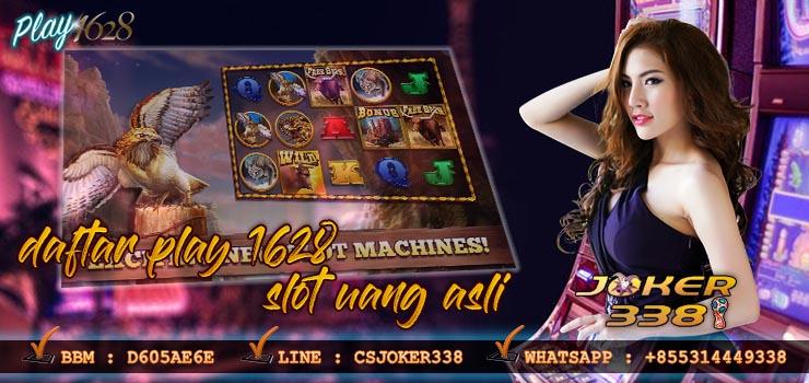 Daftar Play1628 Slot Uang Asli