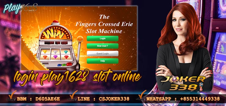 Login Play1628 Slot Online